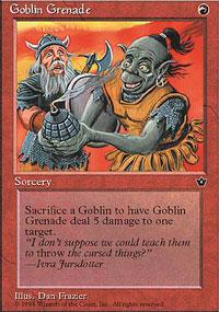Goblin Grenade (Frazier)