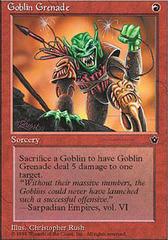 Goblin Grenade (Rush)
