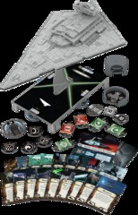 Star Wars Armada: Imperial-Class Star Destroyer - Wave 2 Expansion Pack