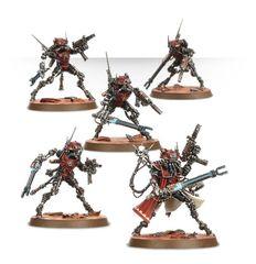 Adeptus Mechanicus Sicarian Infiltrators ( 59-11 )