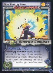 Blue Energy Blast