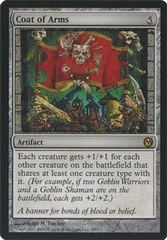 Coat of Arms on Channel Fireball
