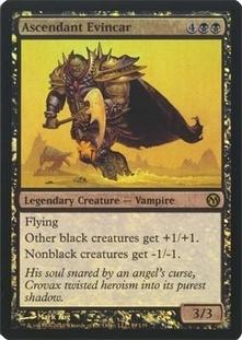 Ascendant Evincar (Foil)