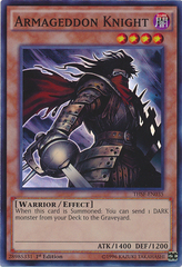 Armageddon Knight - THSF-EN035 - Super Rare - Unlimited Edition on Channel Fireball