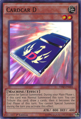 Cardcar D - THSF-EN044 - Super Rare - Unlimited Edition
