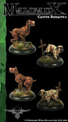 Canine Remains 2 (2 Pack)