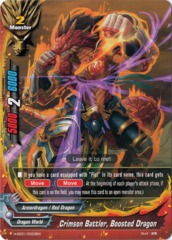 Crimson Battler, Boosted Dragon - H-SD01/0003 - C