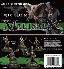 Nicodem Box Set -The Undertaker's Lot