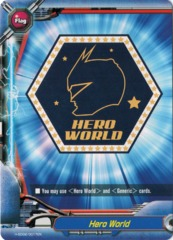 Hero World - H-SD02/0017 - C