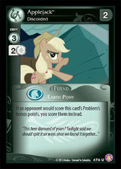 Applejack, Discorded  - 76