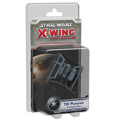 Star Wars: X-Wing Miniatures Game - TIE Punisher Expansion Pack