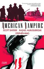 American Vampire Trade Paperback Vol 01 (Mature Readers)
