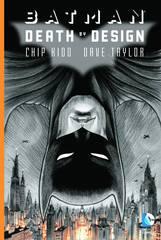 BATMAN DEATH BY DESIGN HC