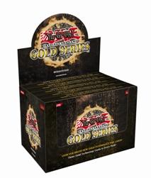 Yu-Gi-Oh 2008 Gold Series Booster Display Box