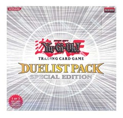 Yu-Gi-Oh Duelist Pack Jaden & Chazz Special Edition Display Box