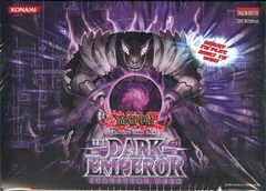 The Dark Emperor Structure Deck 1st Edition Box