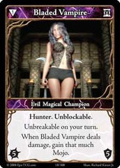 Bladed Vampire