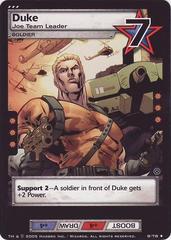 Duke, Joe Team Leader