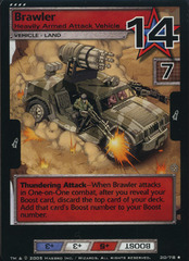 Brawler, Heavily Armed Attack Vehicle