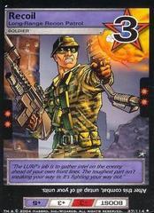Recoil, Long Range Recon Patrol