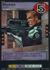 Blackout, Sniper