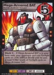 Mega-Armored BAT, Battle Android Trooper
