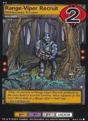 Range-Viper Recruit, Wilderness Trooper