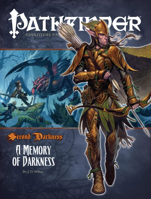 Pathfinder #17 Second Darkness Chapter 5: A Memory of Darkness