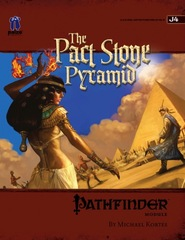 Pathfinder Module J4: The Pact Stone Pyramid