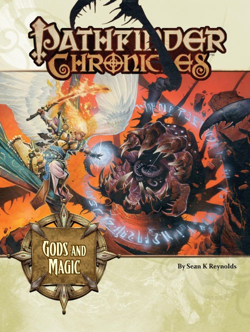 Pathfinder Chronicles: Gods & Magic