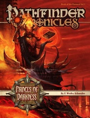 Pathfinder Chronicles: Book of the Damned Volume 1: Princes of Darkness