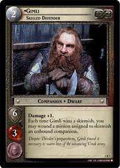 Gimli, Skilled Defender