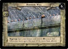 Hornburg Wall