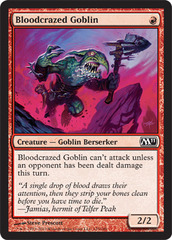 Bloodcrazed Goblin