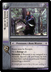 Blade of Gondor, Sword of Boromir - 12R42