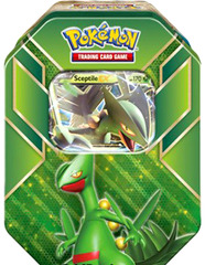 Hoenn Power Tin - Sceptile-EX
