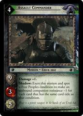 Assault Commander - 13R158
