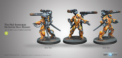 (0374) Yan Huo Invincibles, Fire Support Heavy Regiment (2 Missile Launchers) (280374-0508)
