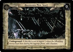 Abandoned Mine Shaft - 13U185