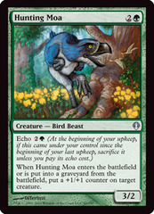 Hunting Moa on Channel Fireball