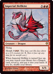 Imperial Hellkite on Channel Fireball