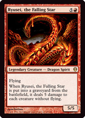 Ryusei, the Falling Star - Archenemy