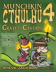 Munchkin Cthulhu 4: Crazed Caverns