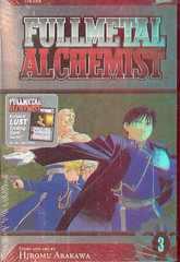 FullMetal Alchemist - Volume 3
