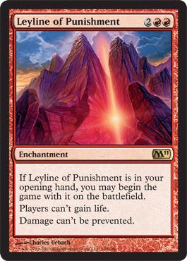Leyline of Punishment