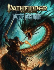 Pathfinder Roleplaying Game: Bonus Bestiary