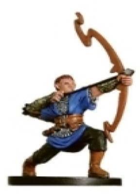 Half-Elf Bow Initiate
