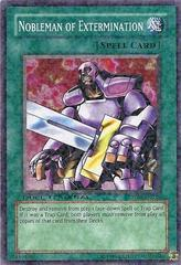 Nobleman of Extermination - DT01-EN038 - Parallel Rare - Duel Terminal on Channel Fireball
