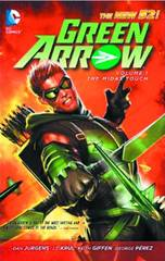 GREEN ARROW TP VOL 01 THE MIDAS TOUCH (N52)