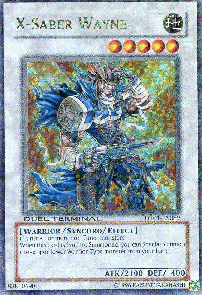 Yugioh 1X Mint Super Rare Nitro Warrior DT01-EN086 Duel Terminal Vol 1